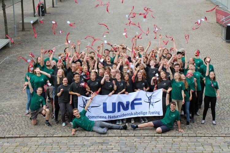 Tilmeld dig UNF ScienceCamps 2018