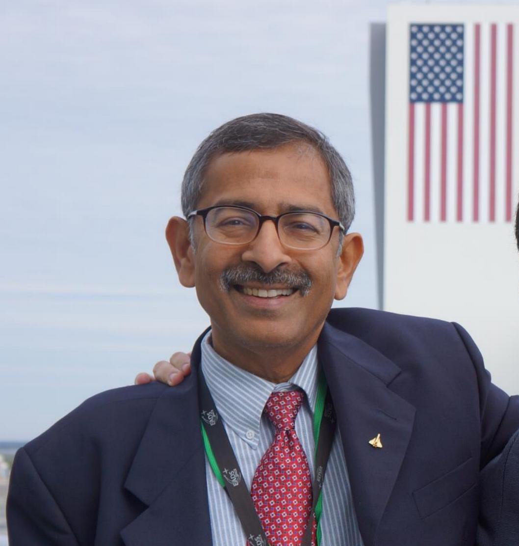 Dr Ravi N. Margasahayam